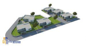 Proyecto de promoción inmobiliaria