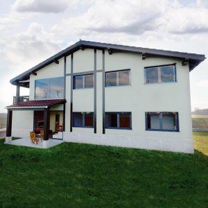 Diseño casa BERAGO 02 para construir