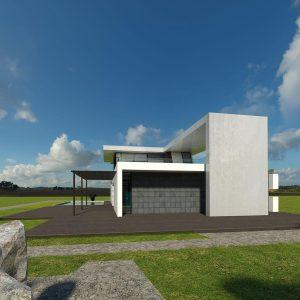 Diseño casa DASHA 02 para construir