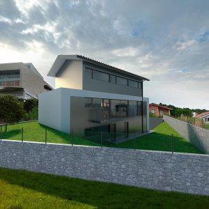 Diseño casa GIRO 02 para construir