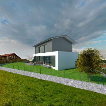 Diseño casa GIRO 03 para construir