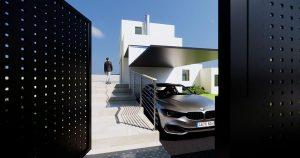 Diseño casa VOTO 01 para construir