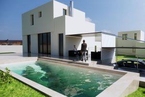 Diseño casa VOTO 03 para construir