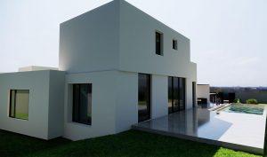 Diseño casa VOTO 04 para construir