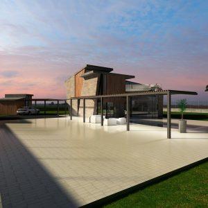 Diseño casa AGUS 03 para construir