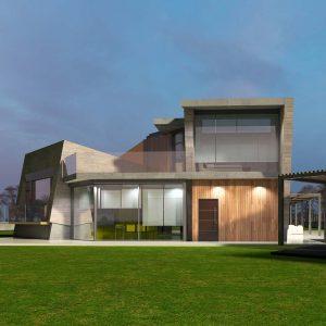 Diseño casa AGUS para construir