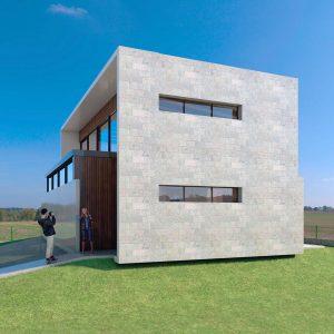 Diseño casa RENA 03 para construir