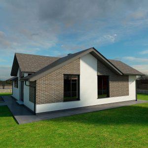 Diseño casa VERSA 01 para construir