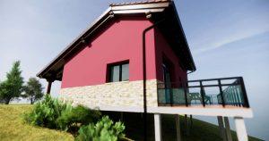 Diseño casa ALAMEDA para construcción 2