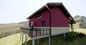 Diseño casa ALAMEDA para construcción 4