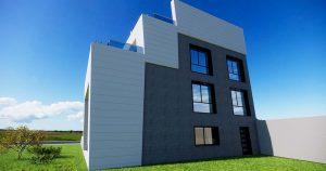 Diseño casa ADA para construcción