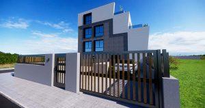 Diseño casa ADA para construcción 3