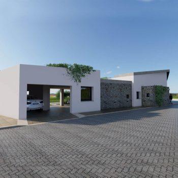 Diseño Casa moderna AYON ft